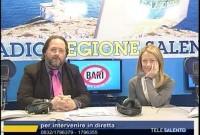 Giorgia Meloni su Radio Regione Salento: favorevole al progetto del neo regionalismo e al riordino territoriale come previsto dalla SGI – 06.05.2014
