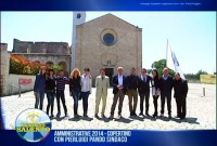 """spot – Elezioni Amministrative 2014 Lista """"Regione Salento"""" – Copertino"""
