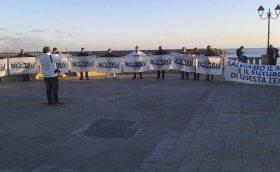 MANIFESTAZIONE NO TRIV LEUCA 14.12.2014