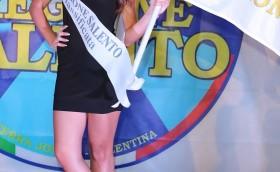 MISS REGIONE SALENTO 2015- 28.08.2015