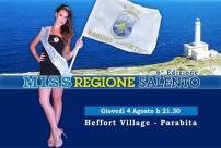 miss regione salento2016